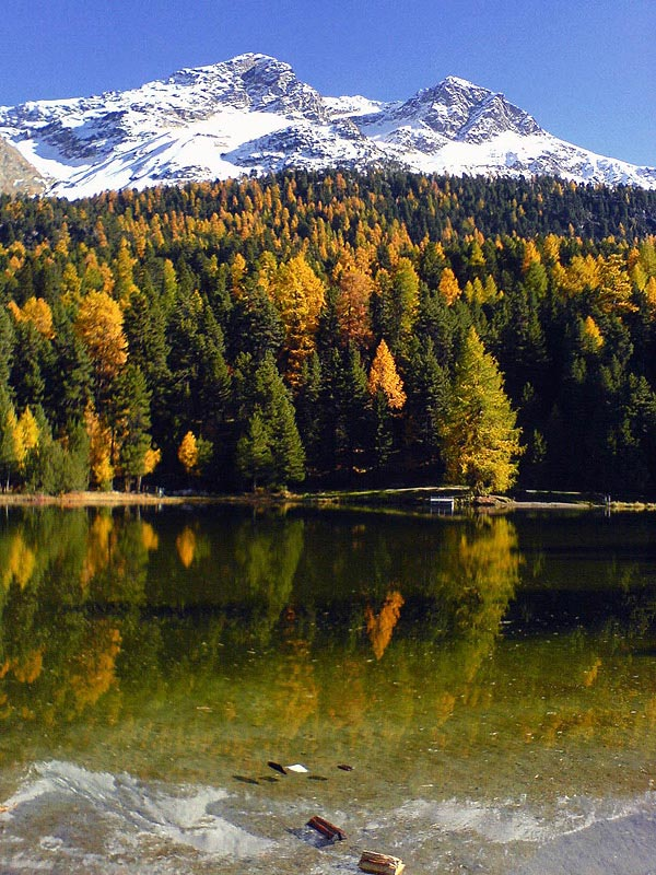 Photo of St. Moritz - Lago Marsch