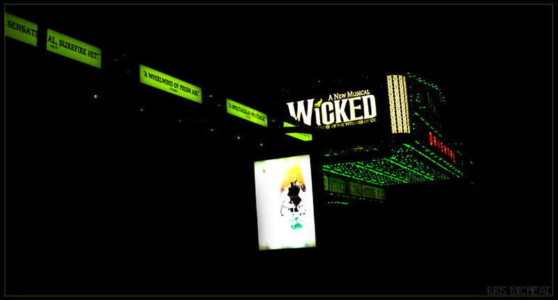 Photo of wicked