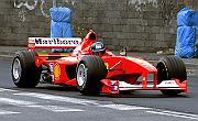 Photo of Ferrari F2000