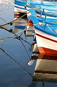 Photo of Boat reflection II