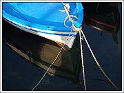 Photo of Boat reflection III