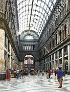 Photo of Galleria Umberto I° Napoli